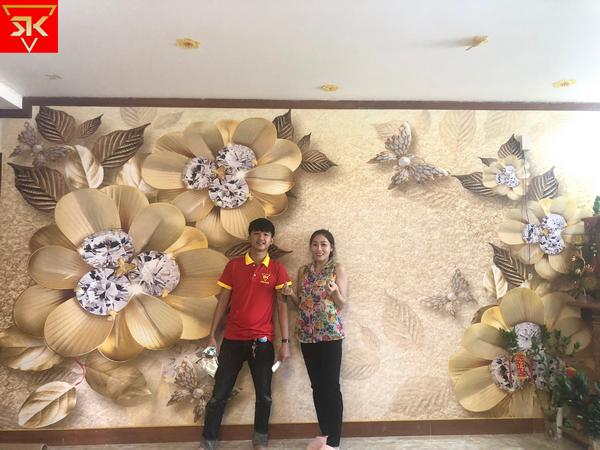 Đơn vị thi công tranh dán tường Quận Bình Tân - Thành phó Hồ Chí Minh