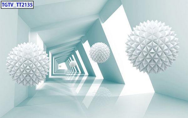 Kinh nghiệm chọn tranh dán tường 3D phòng khách đẹp xuất sắc cho gia chủ