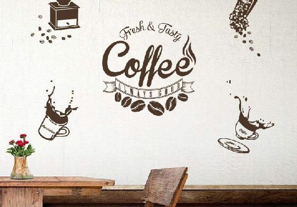 Lựa chọn tranh dán tường theo phong cách Vintage