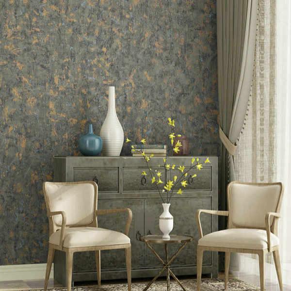 Phong cách vintage với giấy dán tường?