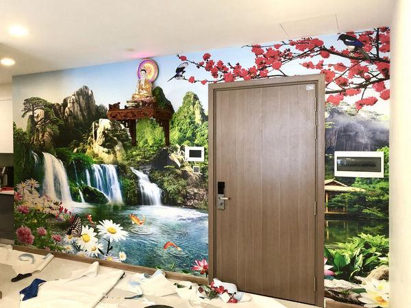 Tại sao nên sử dụng giấy dán tường phong cảnh cho ngôi nhà của bạn