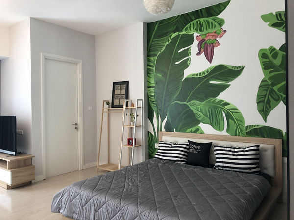 Vì sao nên sử dụng giấy dán tường cho chung cư?